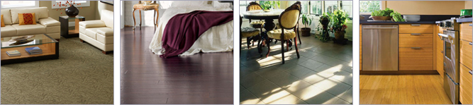 Green flooring products available at American Flooring in Holt, MI.